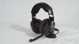 #1415 - Genius Cavimanus 7.1 Gaming Headset Video Review