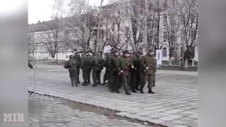 Lính Nga hài hước