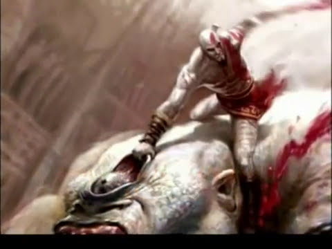 GOD of WAR Secret Revealed 4 Exclusive Video!!!! (High Quality)