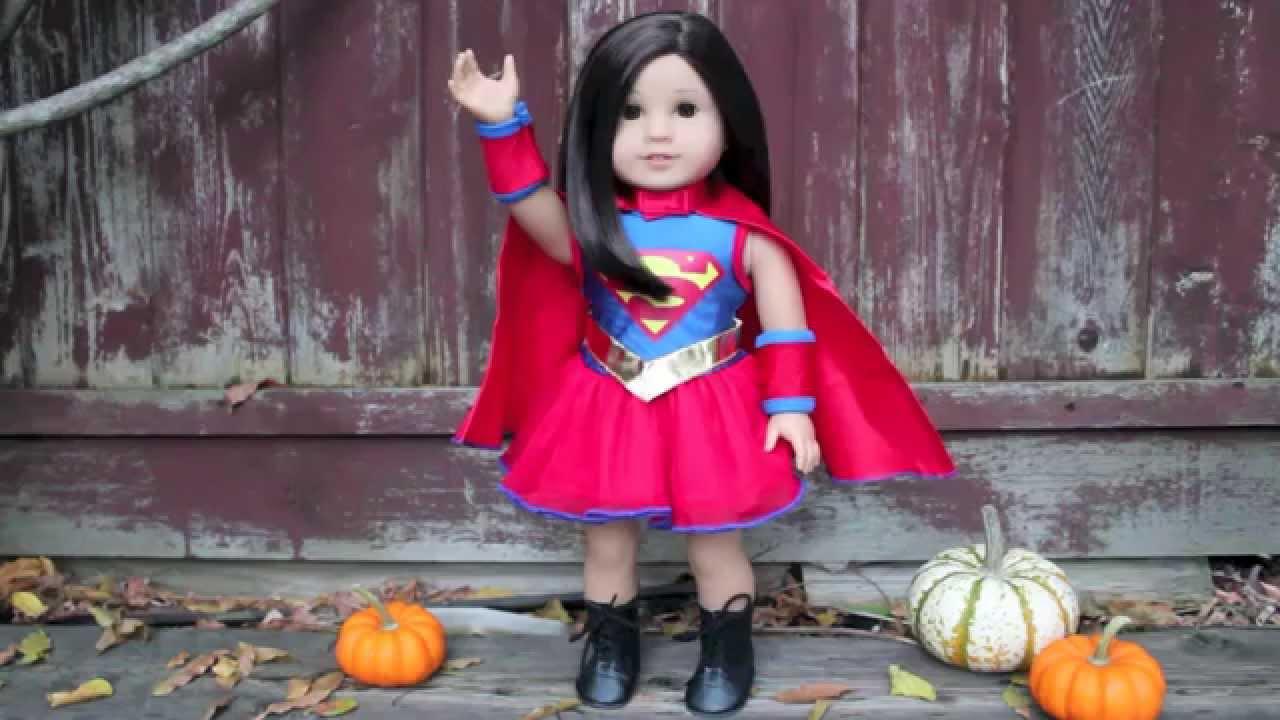 American Girl Doll Costumes American Girl Doll Halloween