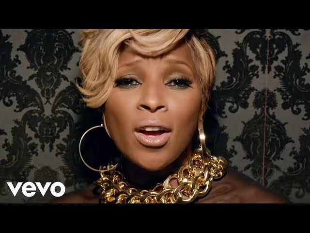 Mary J. Blige - A Night to Remember Official Video