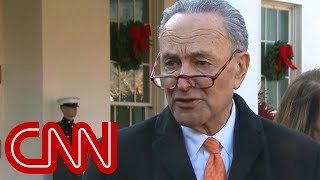 Schumer: Trump's temper tantrum will not get him border wall