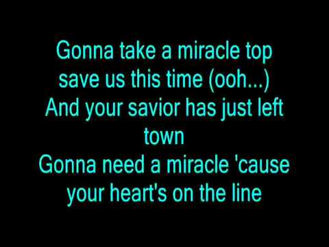 Bon Jovi - Miracle (with Lyrics) video