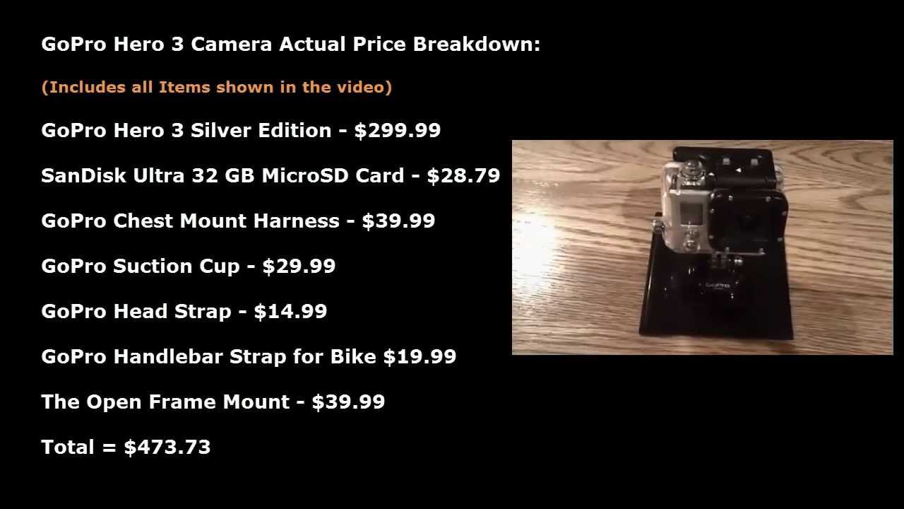 How Much Does A GoPro Cost More Than You Think Reality
