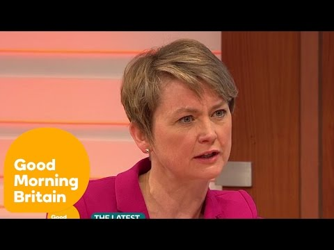 Yvette Cooper On Jeremy Corbyn's Policies | Good Morning Britain