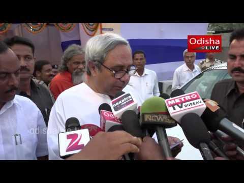 Naveen Patnaik - CM, Odisha - Skill Development Institute - Interview