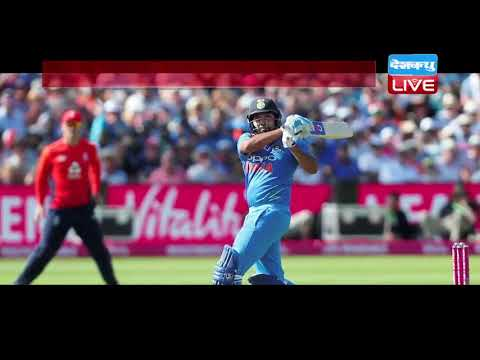 India vs England 3rd T20I Highlights|Rohit sharma ton gives India series win #DBLIVE