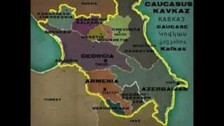 Map of the Caucasus !!!