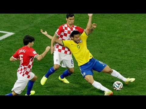 Mundial 2014 Polémico penal Brasil vs Croacia vs Yuichi Nishimura
