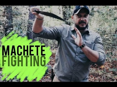 How to Fight with a Machete
