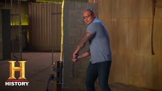 Forged in Fire: Knife or Death - Slice Twice Tutorial (Season 2) | Bonus | History