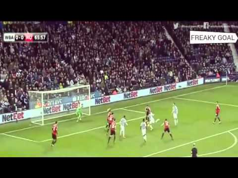 Hasil Cuplikan Goal Manchester United vs West Bromwich 0-1 All Goals Highlights 6/3/2016