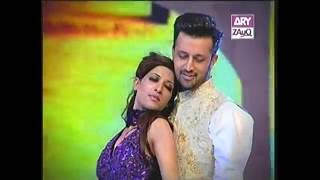 Atif Aslam Romantic Dance on his song