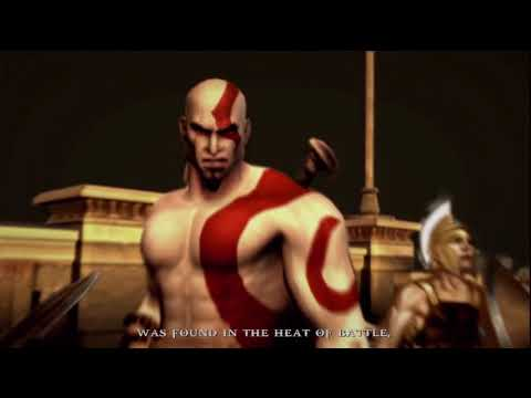 PS3 Longplay [013] God of War: Chains of Olympus (Part 1 of 3)