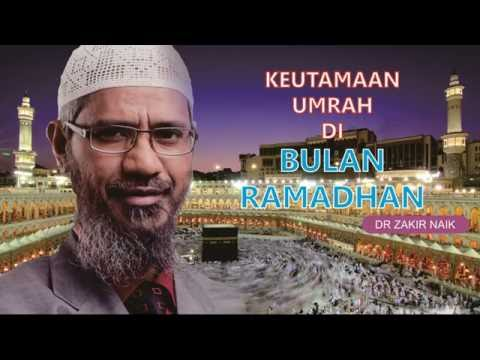 Youtube hadis umroh ramadhan