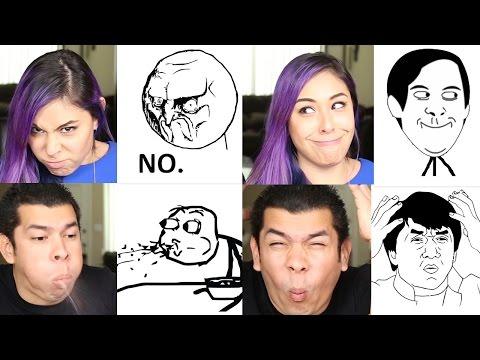 Meme face Challenge Part 2