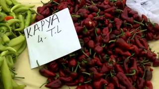 Dalyan Market Video Tour