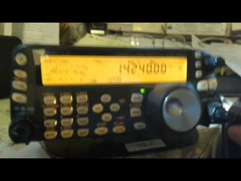S52WW Amateur Radio Contact - Slovenia