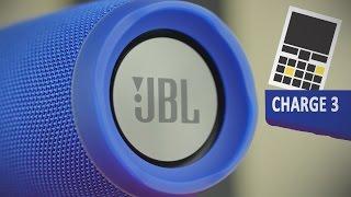 JBL Charge 3 – ЦАРЬ-портативная колонка!