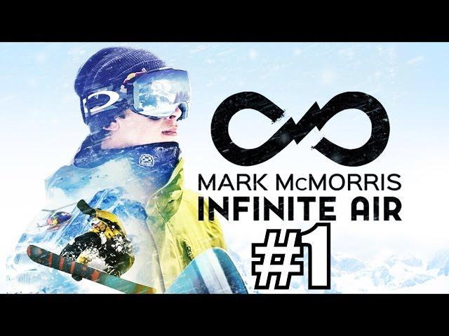 Руководство запуска: Infinite Air with Mark McMorris по сети