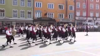 Showteil Der Trachtenmusikkapelle Lochen [2015 HD]