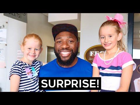 """Tendai """"The Beast"""" Mtawarira surprises our kids"""