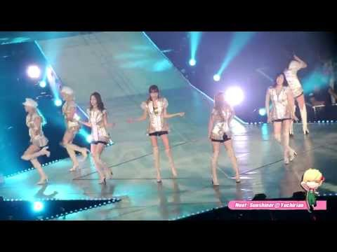 [Fancam] 130609 Express999 : SNSD Girls & Peace World Tour in Seoul by Noot Sunshiner