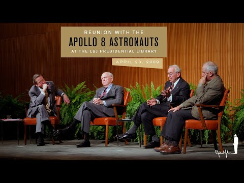 Apollo 8 Reunion, 4/23/09.