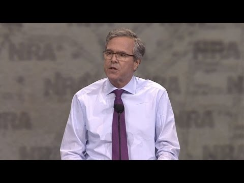 Jeb Bush: 2015 NRA-ILA Leadership Forum