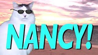 download lagu Happy Birtay Nancy - Epic Cat Happy Birthday Song gratis