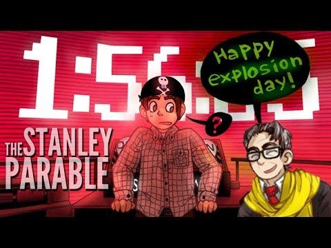 СТЕНЛИ, ЖАХНИ! ► The Stanley Parable |3|  Русская озвучка. Прохождение