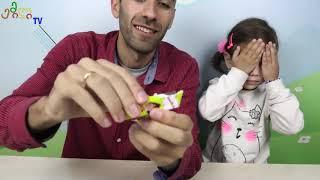 შოკოლადის ჩელენჯი ბარამბინოთი 🍬 ემილია მამიკოსთან ერთად შოკოლადის გემოს იცნობს