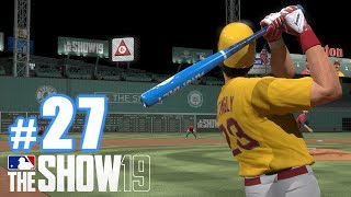 FIVE HOME RUNS IN ONE GAME! | MLB The Show 19 | Diamond Dynasty #27