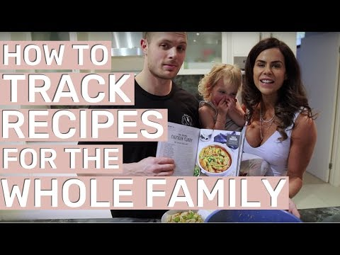 How To Track Nathan's Thai Orange Chicken Curry! | SOPHIE GUIDOLIN