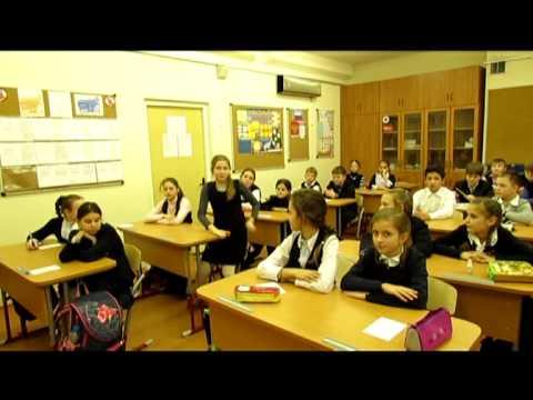 5А класс день из школьной жизни