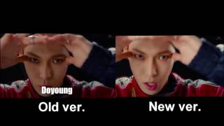 NCT 127 Limitless Performance Ver Old New