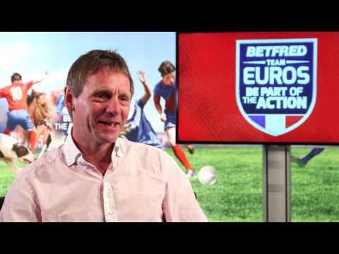 EURO 2016 | Stuart Pearce on Euro 96 Penalty v Spain