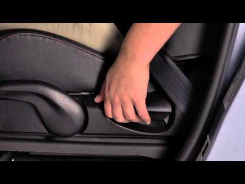 Manual Lumbar Support Lumbar Support | Mazda Usa