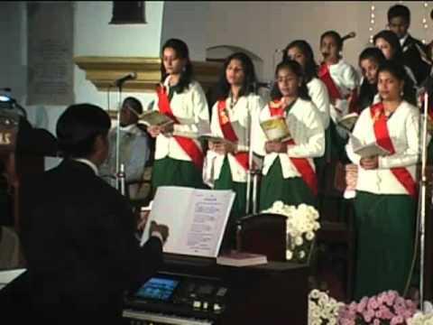 Christmas Punjabi Song - Aaya Yeshu Jag Wich - 2010 video