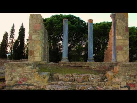 Cidade Romana de Mir�briga, Santiago do Cac�m