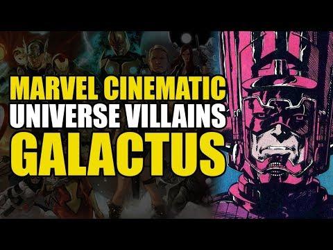 MCU Villains: Galactus | Comics Explained