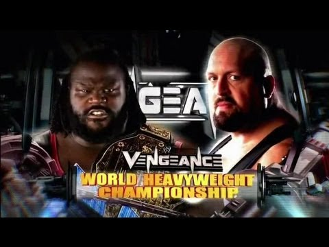 WWE PPV Vengeance 2011 Mark Henry vs Big Show (Full Match + Promo)