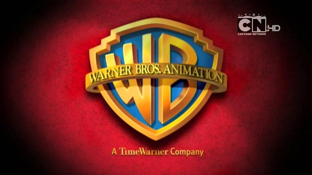 Warner bros feature animation logo
