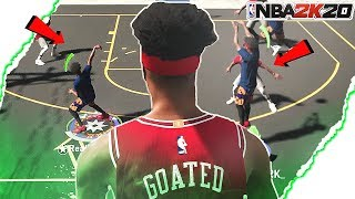 *NEW* NBA 2K20 BEST JUMPSHOT!AFTER PATCH 1.03!UNLIMITED GREENLIGHTS!99 OVR SHARP!