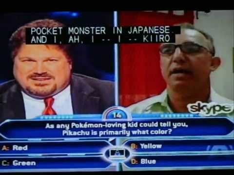 0 Pokémon...Expert? (Who Wants to Be a Millionaire)