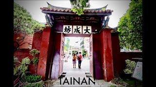 TAIWAN'S CULTURAL CAPITAL | Tainan City, Taiwan | Epic Religious Parade