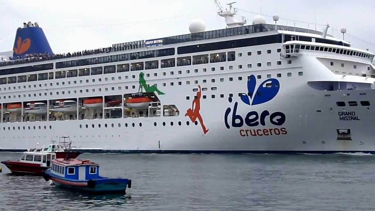 Navio Grand Navio Ibero Grand Mistral
