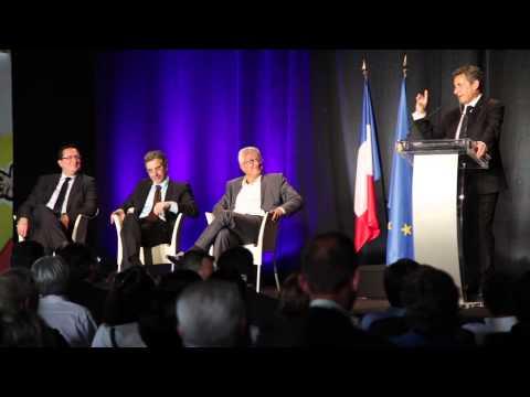 Nicolas Sarkozy sur la réforme du collège - 16 mai 2015
