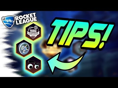 Rocket League Tips: NEVER Miss an RLCS REWARDS Stream! + Rewards DROPPING LESS? (Apex/Trading)