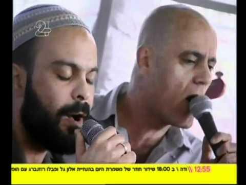 עמיר בניון ואבי עברי נדבר מחר (ביצוע בערוץ 24) Amir Benayoun